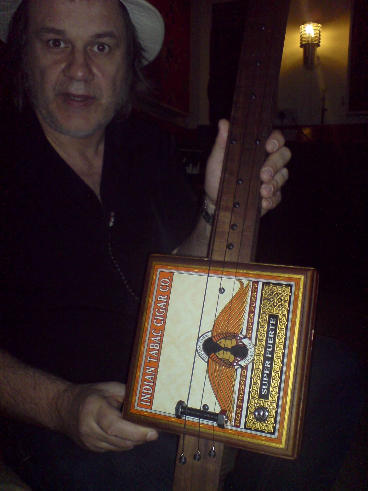 CBGB 22 Gary Lamming